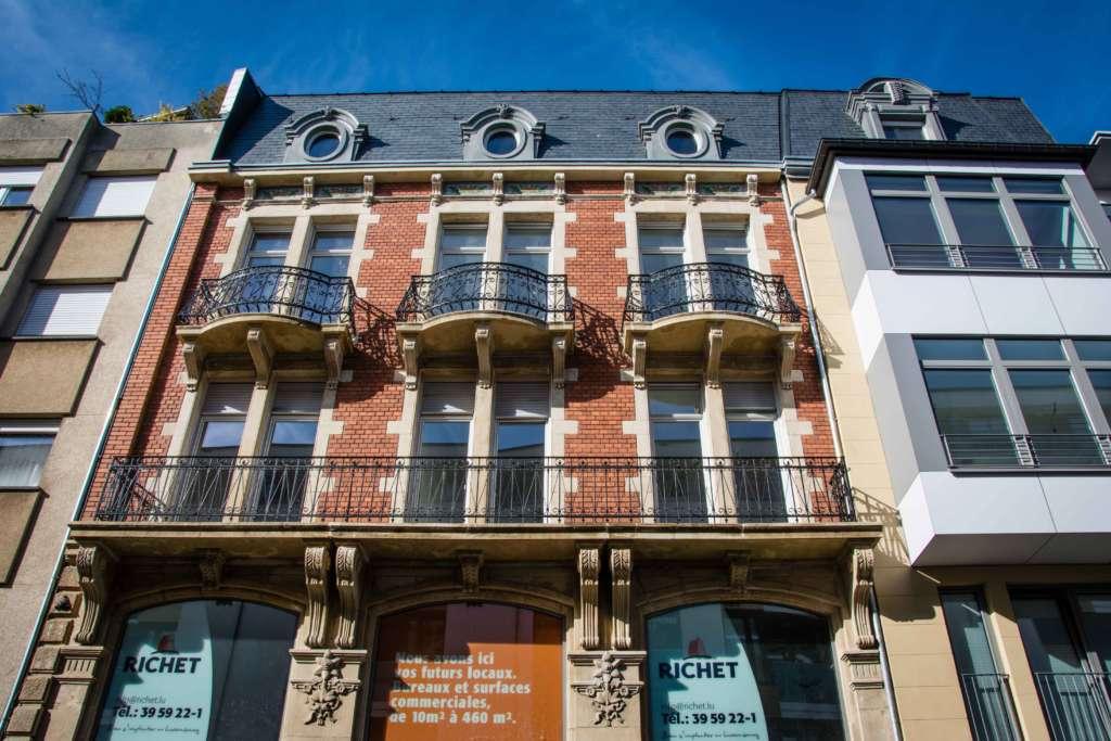 Photo Projet ESCH - Vue façade